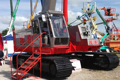 Book your crane today